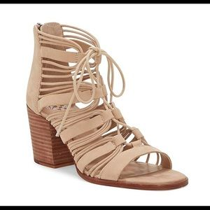Vince Camuto Lace Up Sandals